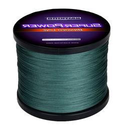1000M BRAIDED LINE KastKing 1094Yds SUPERPOWER BRAIDED FISHI