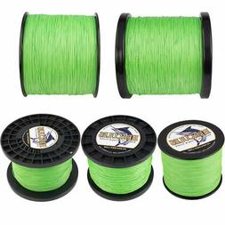 Hercules 1094 Yards 8 Strands Weave 10-300lb Extreme PE Ice