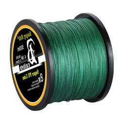 300/500/1000M Braided Fishing Line 4/8 STRANDS Super Strong
