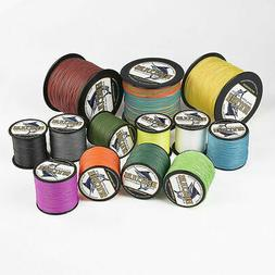Hercules 8 Strands Super Braided PE Fishing Line Strong 300M