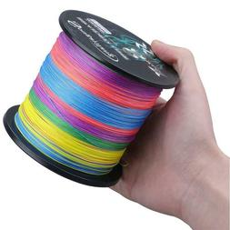 Fishing Line 9 Strands Braided 300M 500M 1000M Strong Multif