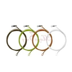 Fused Fishing Leader with Rolling Swivels Different Material