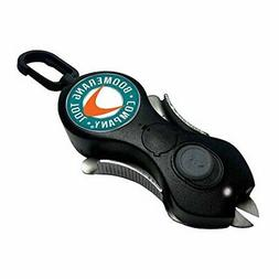 Heavy Duty Retractable Fishing Line Cutter w/ Stainless Stee