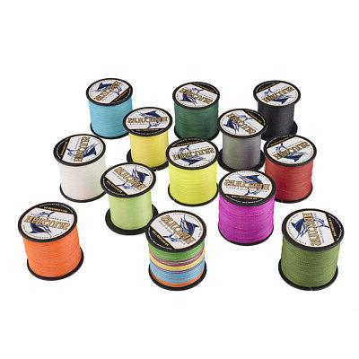 braided fishing line 4 stands 300m pe