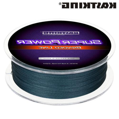 superpower 15 lb test braided fishing line