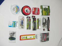 Lot of Rapala Fishing Tackle Accessories Bait Line Superline