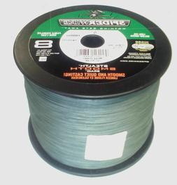 SPIDERWIRE Stealth Smooth 8 Braided Fishing Line: 1500 Yards