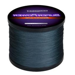 KastKing 327yds 1094yds SuperPower Braided Line 300M 1000M P