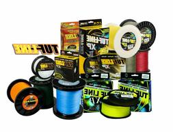 TUF-LINE XP Multifilament Braided Fishing Line - Select Colo